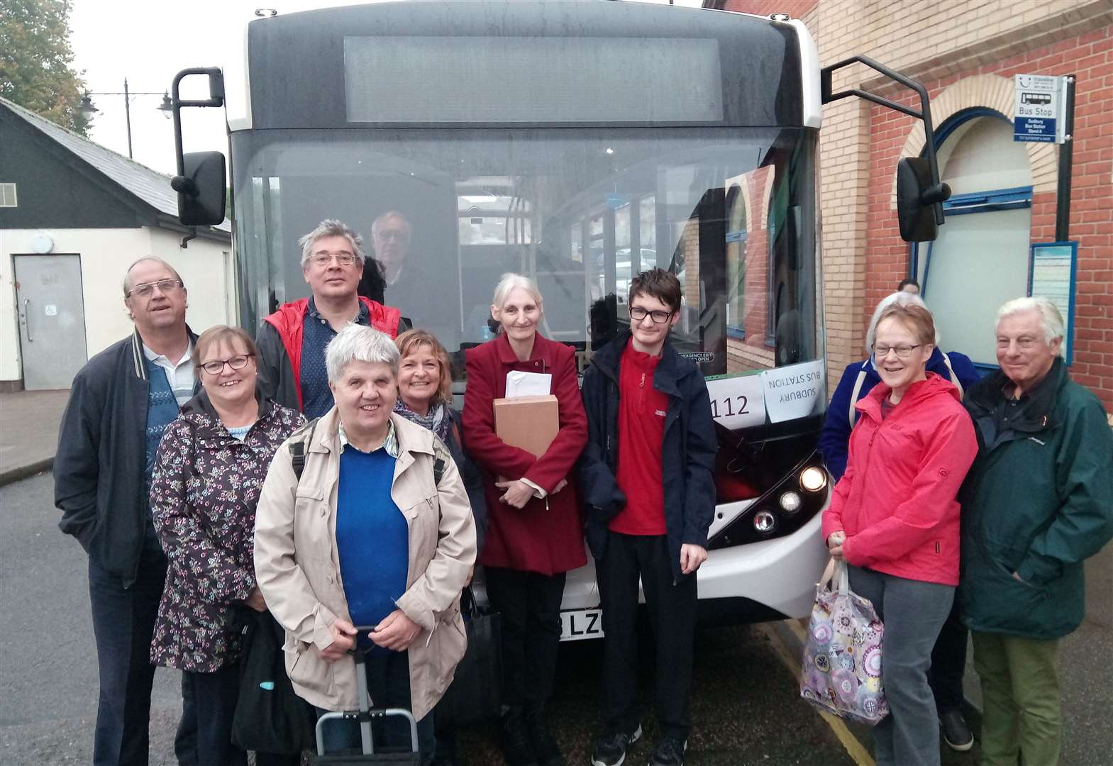 Rural bus users urge communities to support under-threat service from Hadleigh to Sudbury