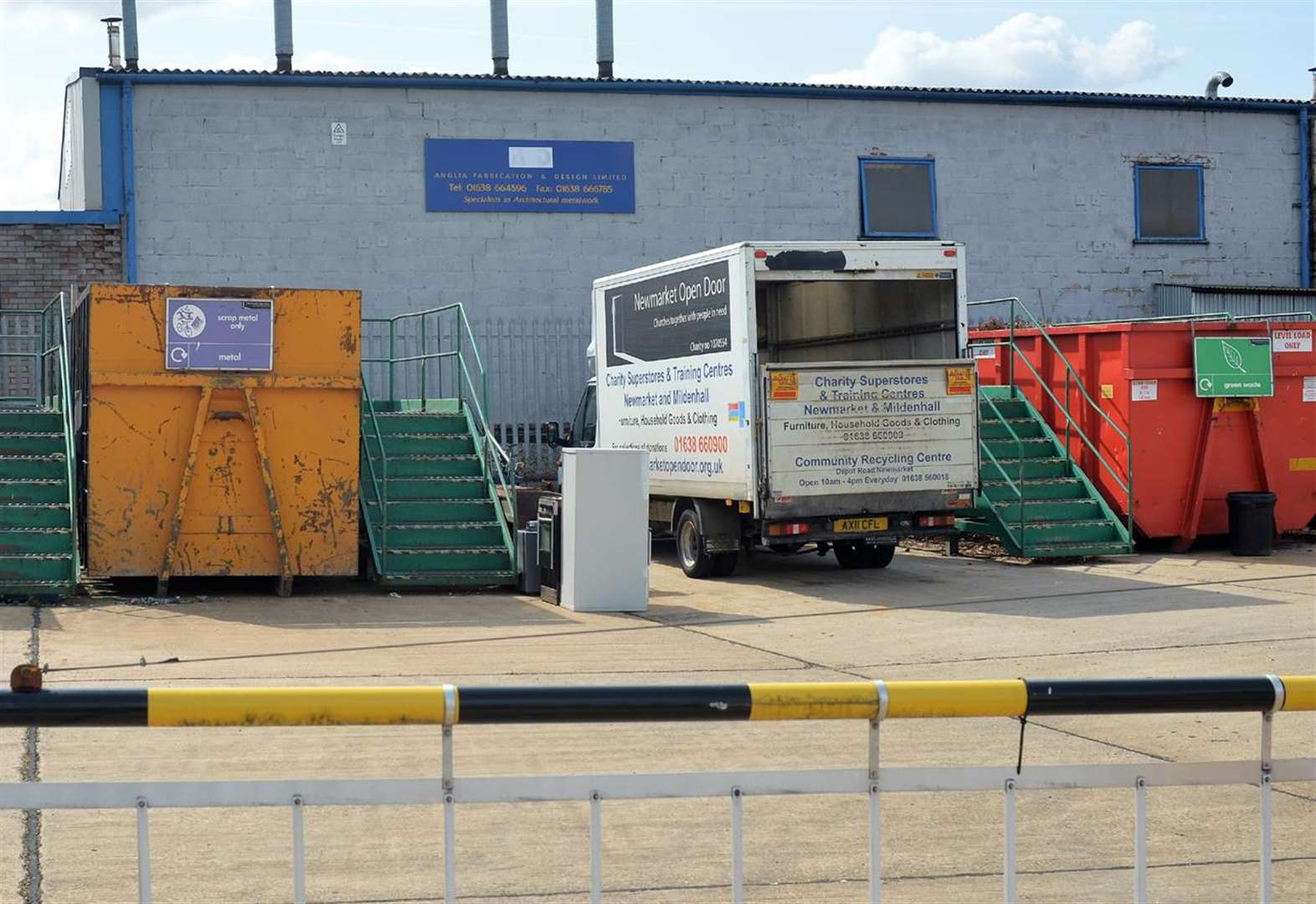 Newmarket Open Door waste recycling centre closes