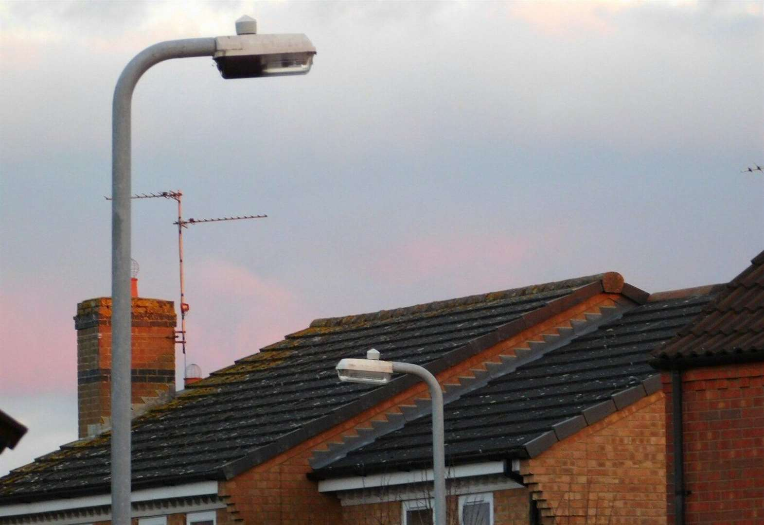 Streetlights go out as council cuts costs and carbon