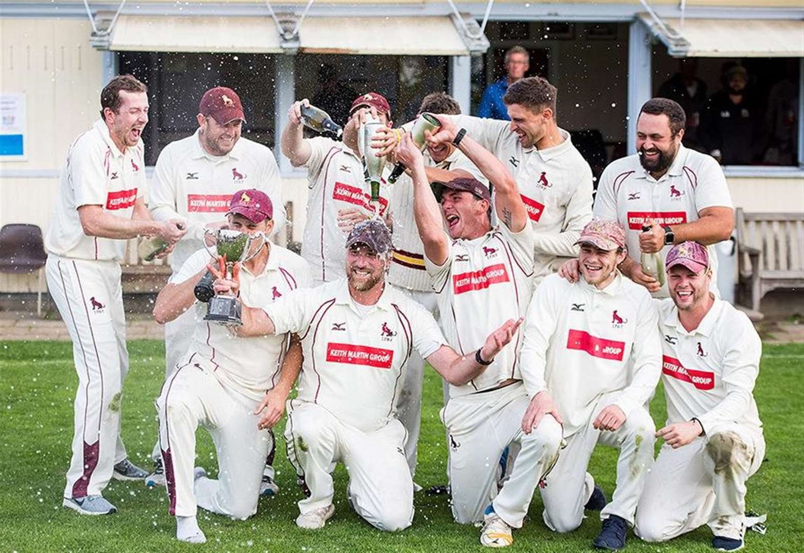 Final day home win sees Sudbury retain title while Bury survive