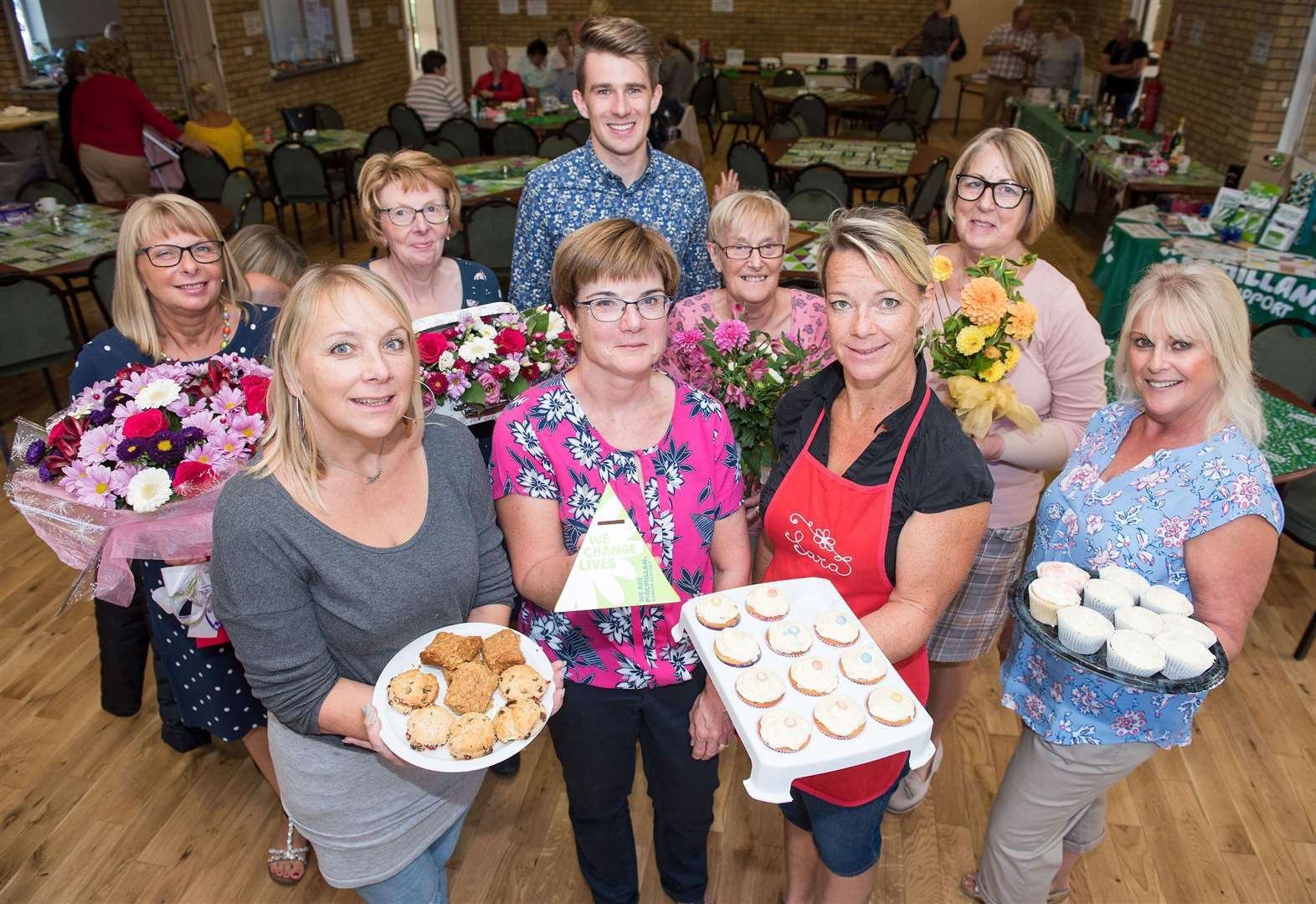 Kettles at the ready for Macmillan's World's Biggest Coffee Morning