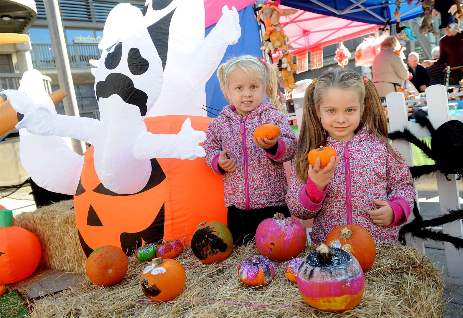 Free Halloween festival at arc shopping centre