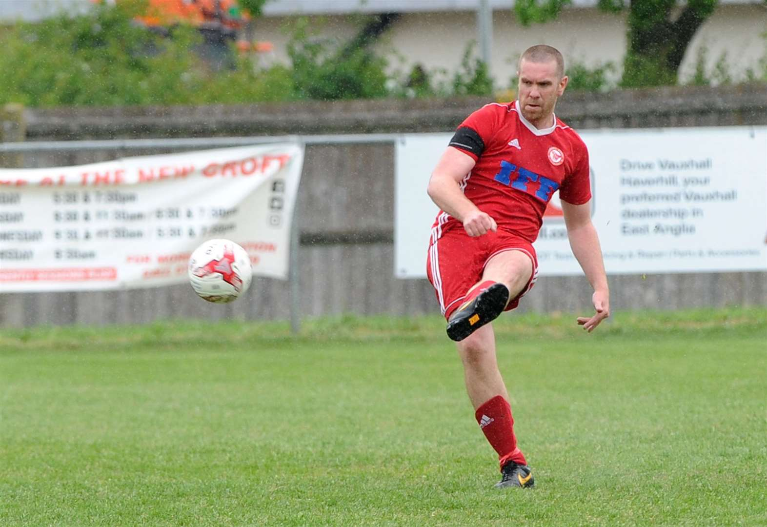 THURLOW NUNN: Haverhill Rovers announce four signings