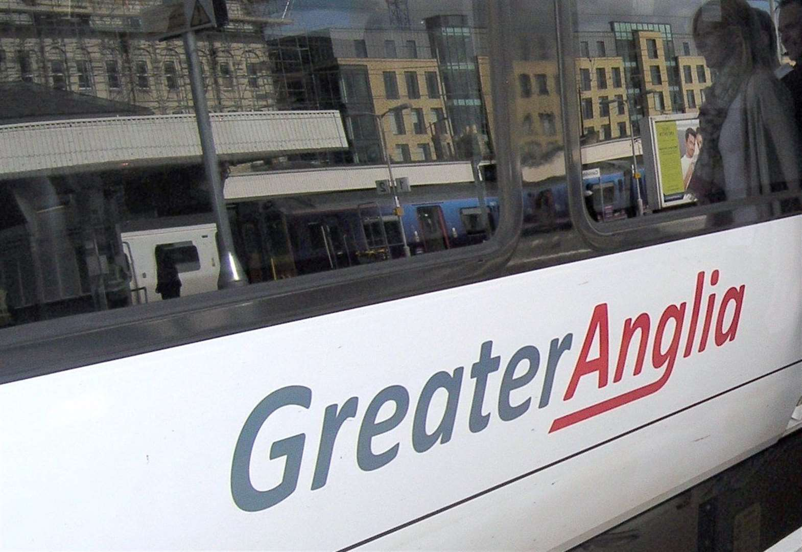 Greater Anglia tell passengers not to travel after overhead line damaged