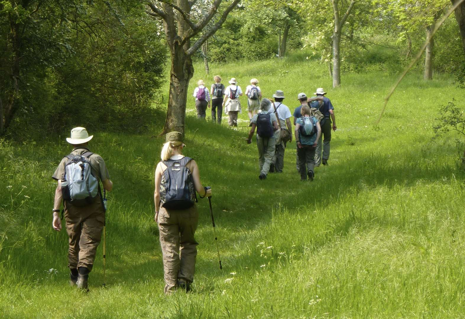All you need to know about Suffolk Walking Festival 2019