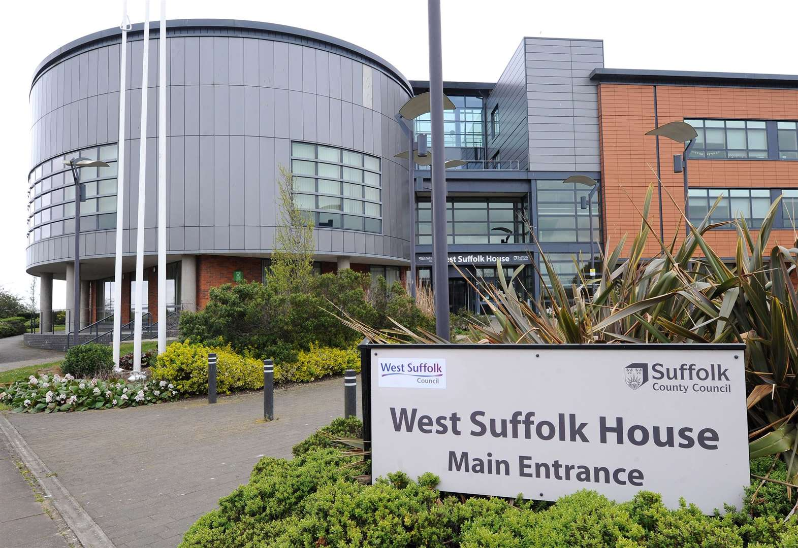 West Suffolk Council proposes council tax rise across district