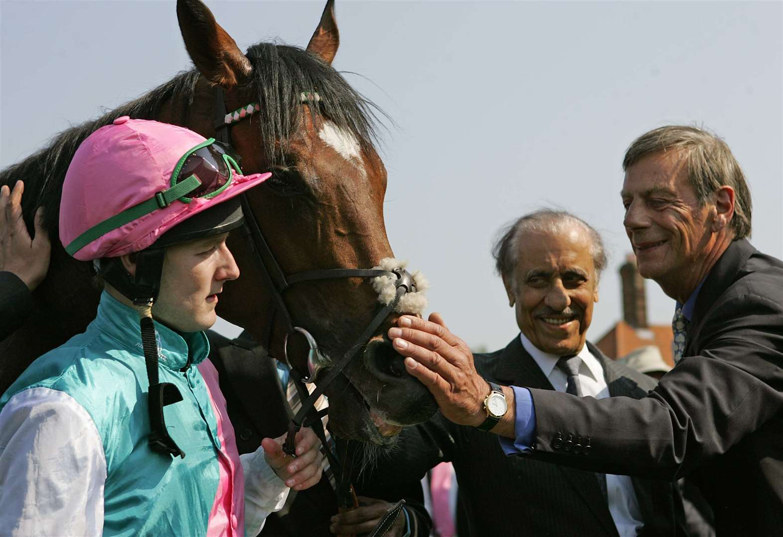 Newmarket could soon become focus of movie world as Oscar-winner Jeremy Irons set to play Sir Henry Cecil in Frankel film