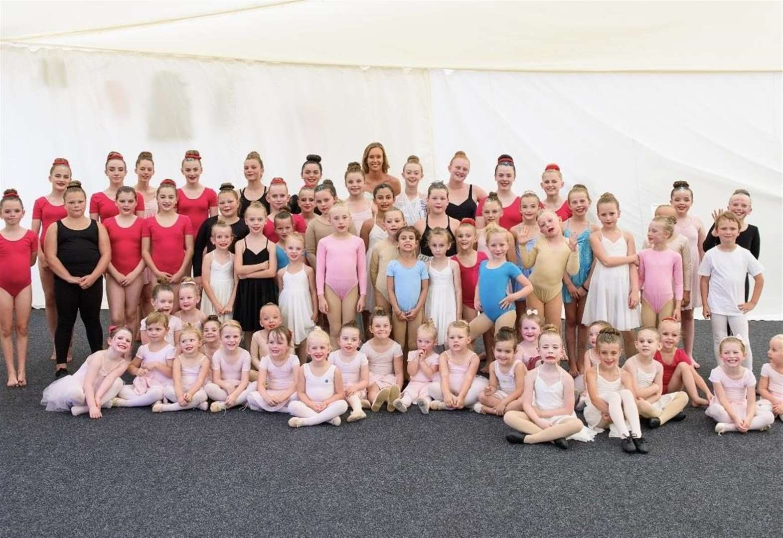 Dance school founded by a Haverhill dancer puts on a spectacular show