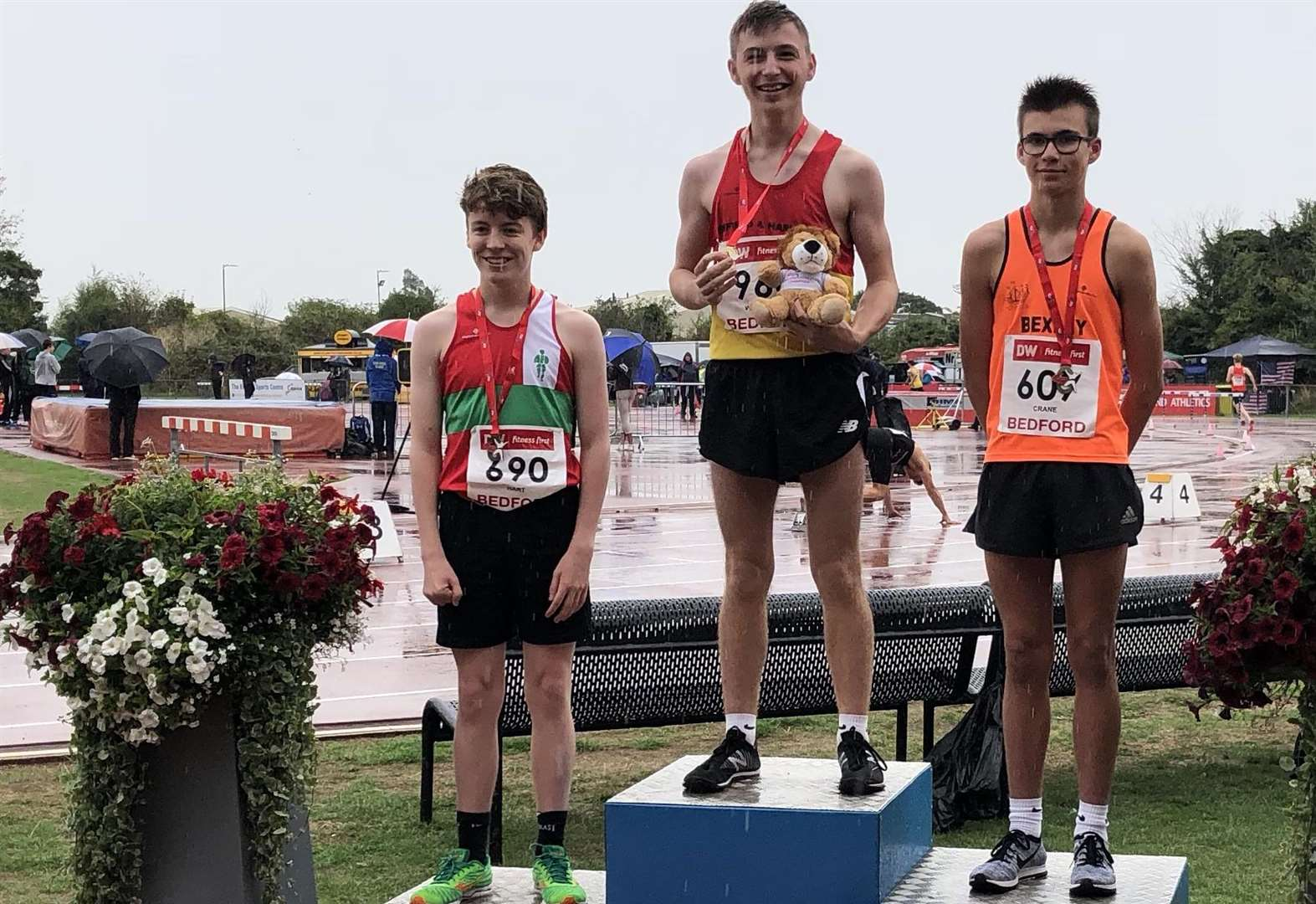 U17 Championships just the start for ambitious Wilkinson