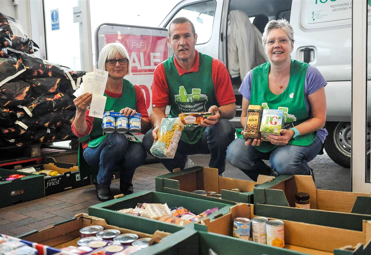 Haverhill Foodbank calls for help to fill gaps on shelves