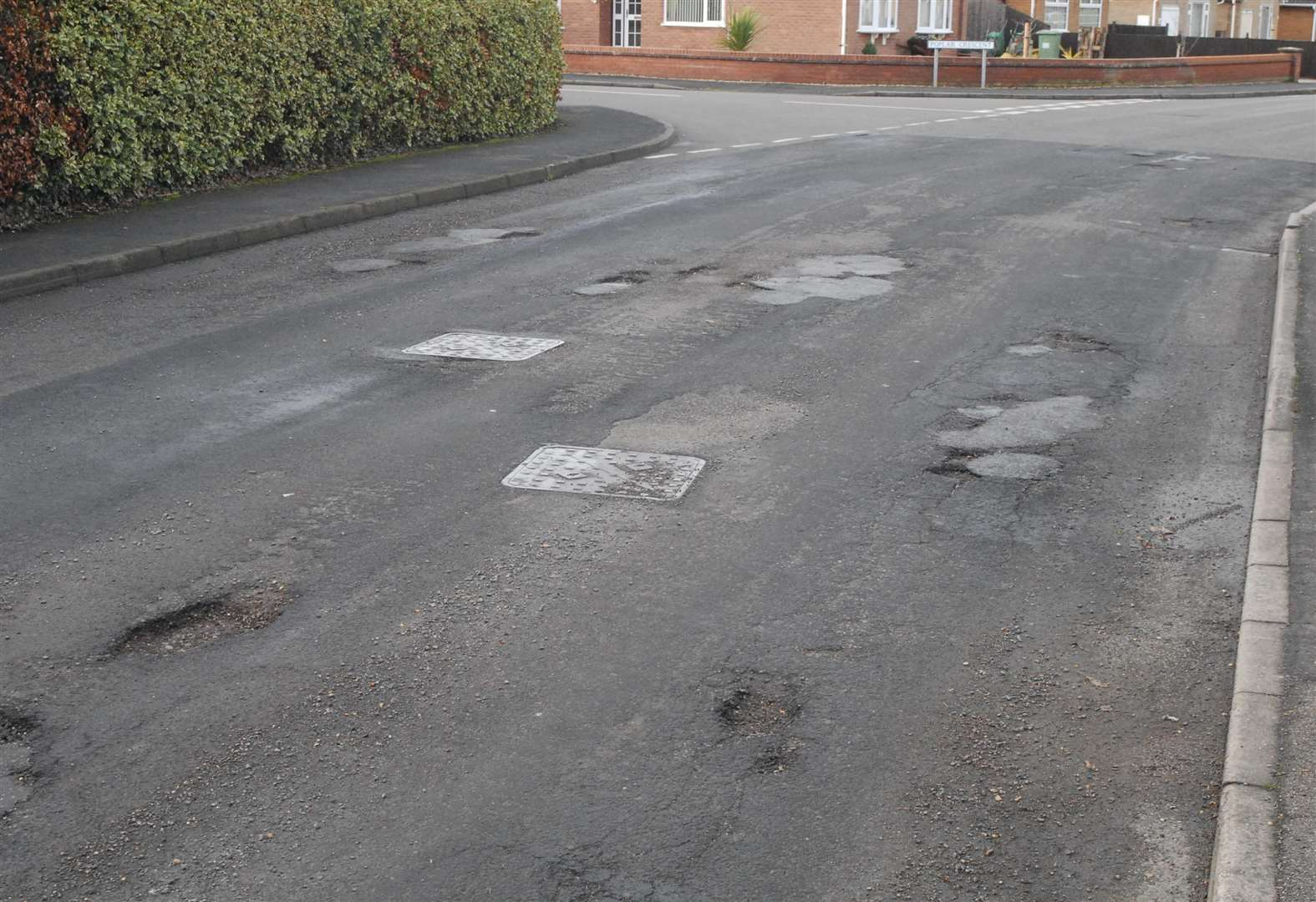 Highways bosses pledge to increase pothole repairs in Suffolk