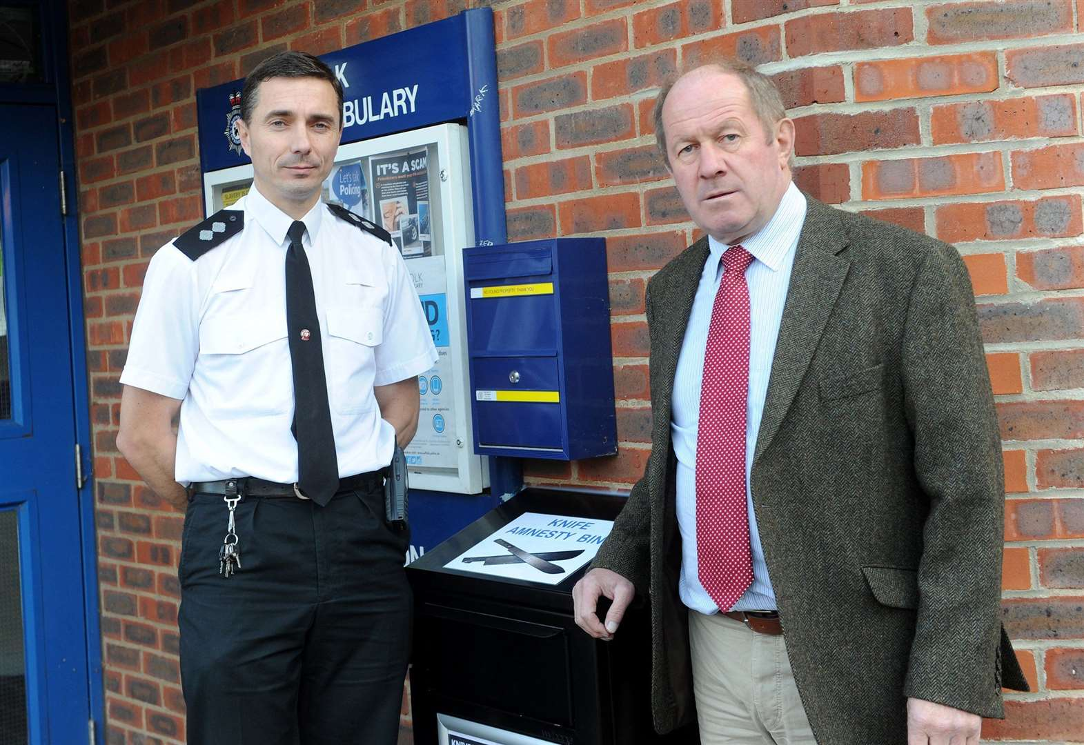 Force joins anti-knife crime week of action