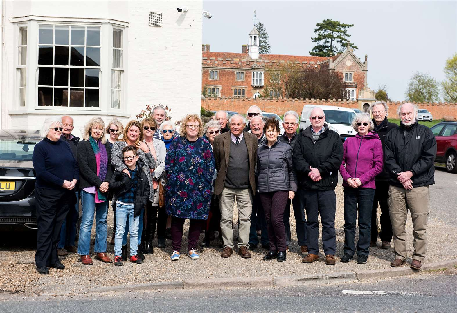 Feasibility study to investigate busy junction in Long Melford following safety concerns