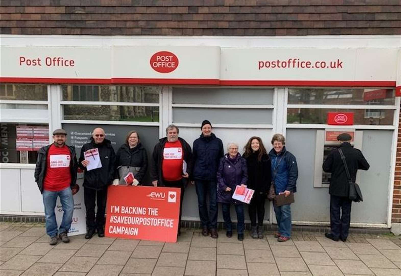 Petition is launched against Post Office's privatisation