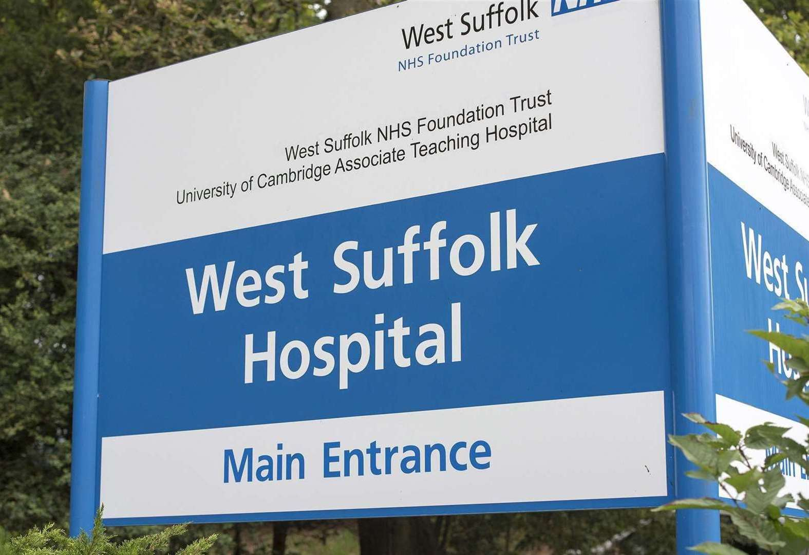 West Suffolk Hospital investigates issue that may have delayed patient case reviews