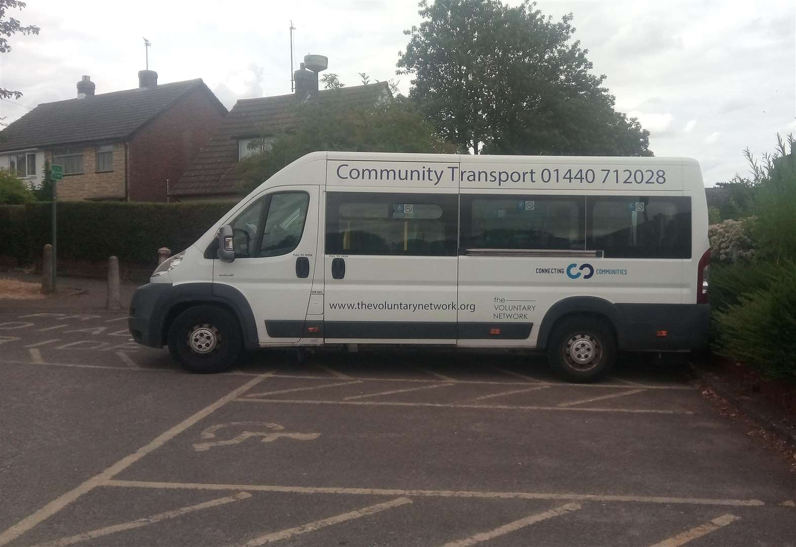 Haverhill to West Suffolk Hospital bus service finally arrives