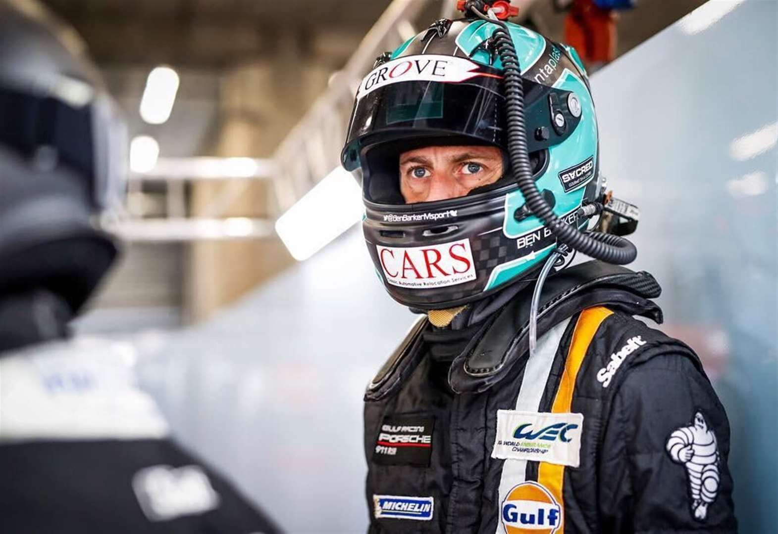 Ben Barker set for the long haul at the Le Mans 24 Hours