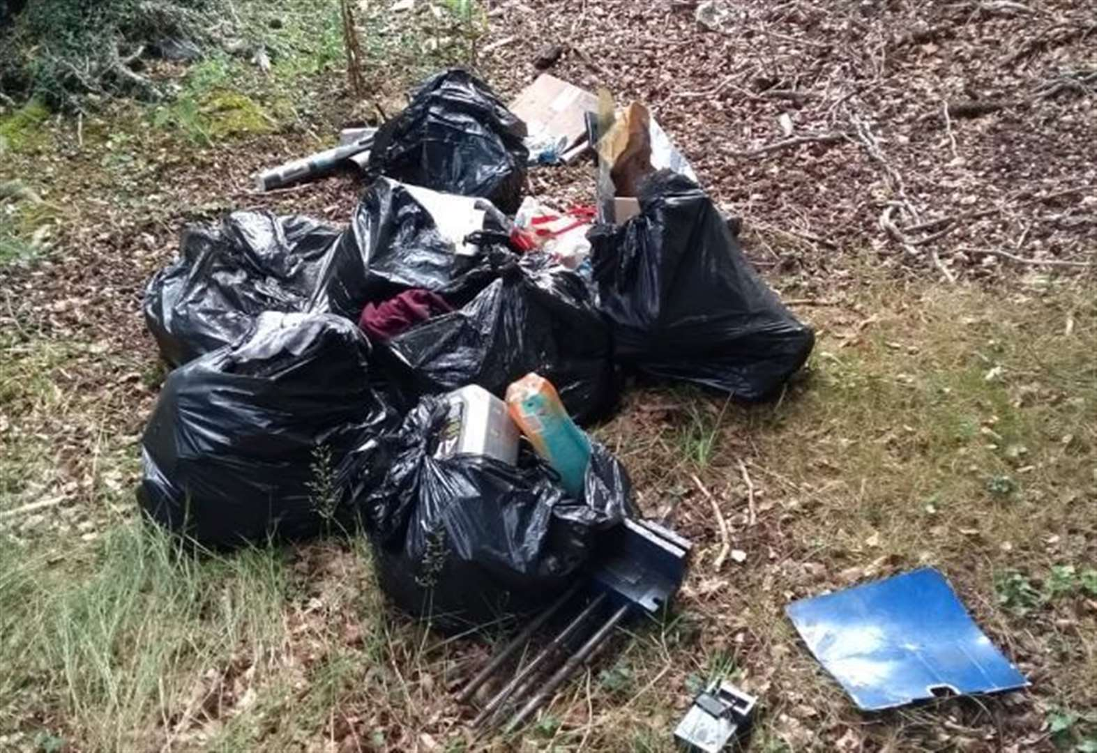 Thetford fly-tipper fined by Breckland Council