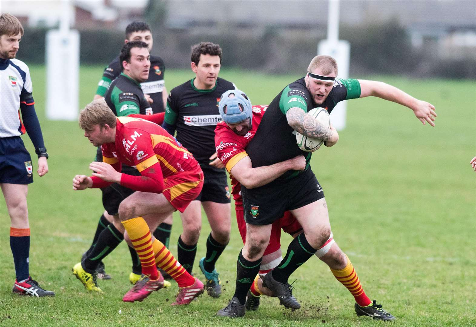 League-leading Newmarket start year with defeat at home