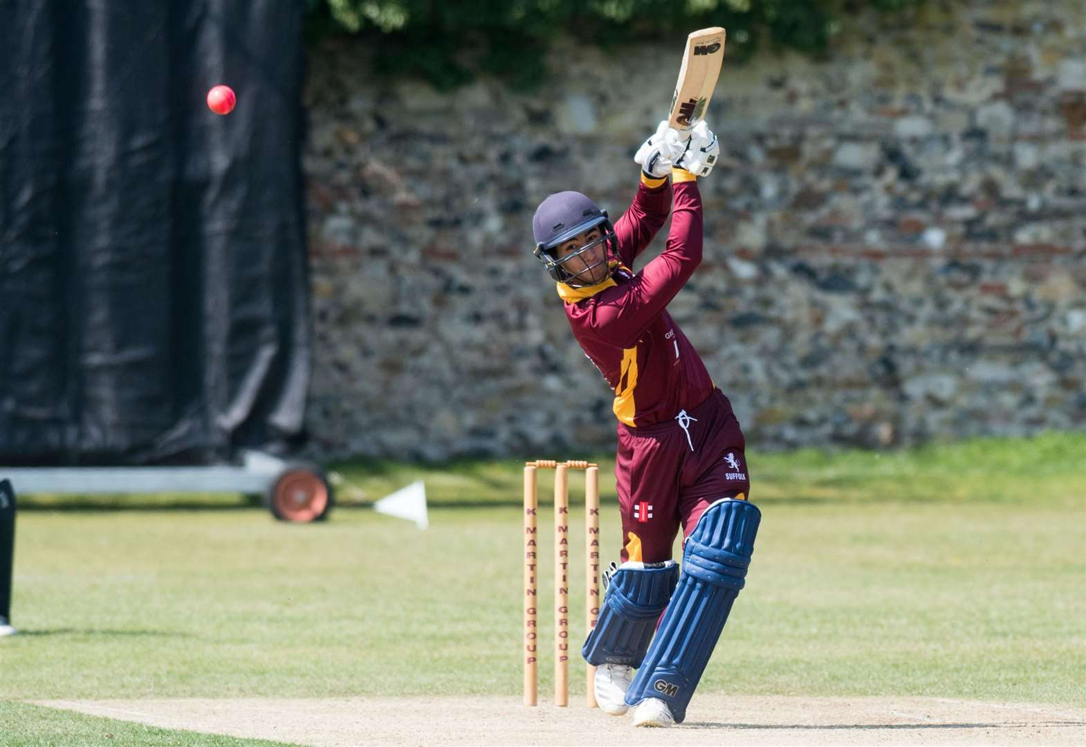 Maiden century for Suffolk leads to Warwickshire call-up for Alex Oxley