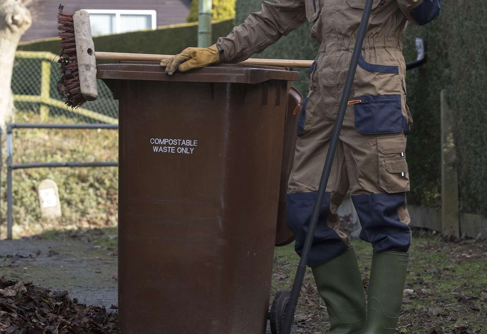 Charge for brown bins set to rise in West Suffolk