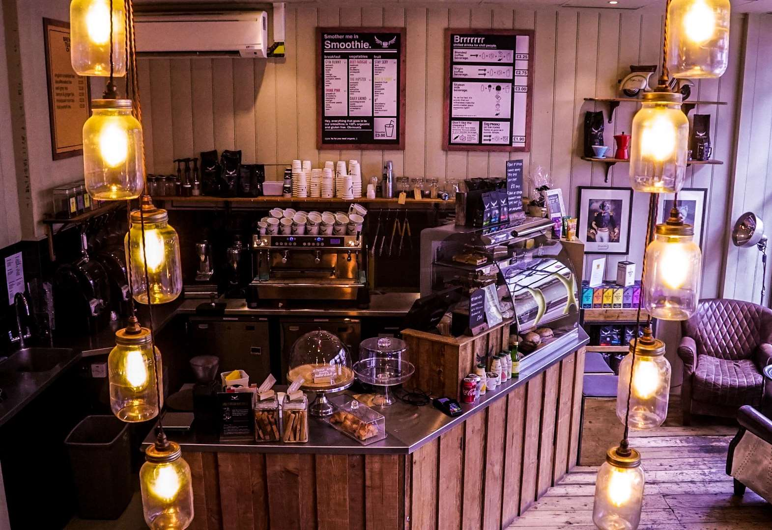 Culture: A passion for coffee by Paddy & Scott's