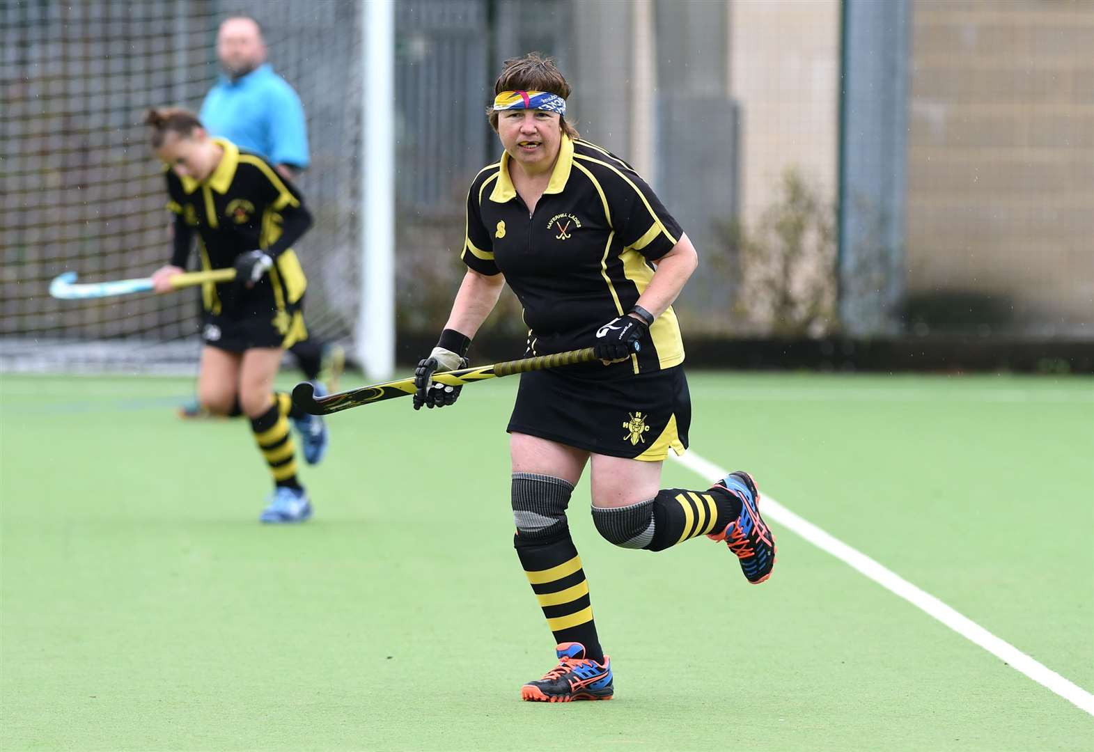 First victory for hockey team in the revamped East League