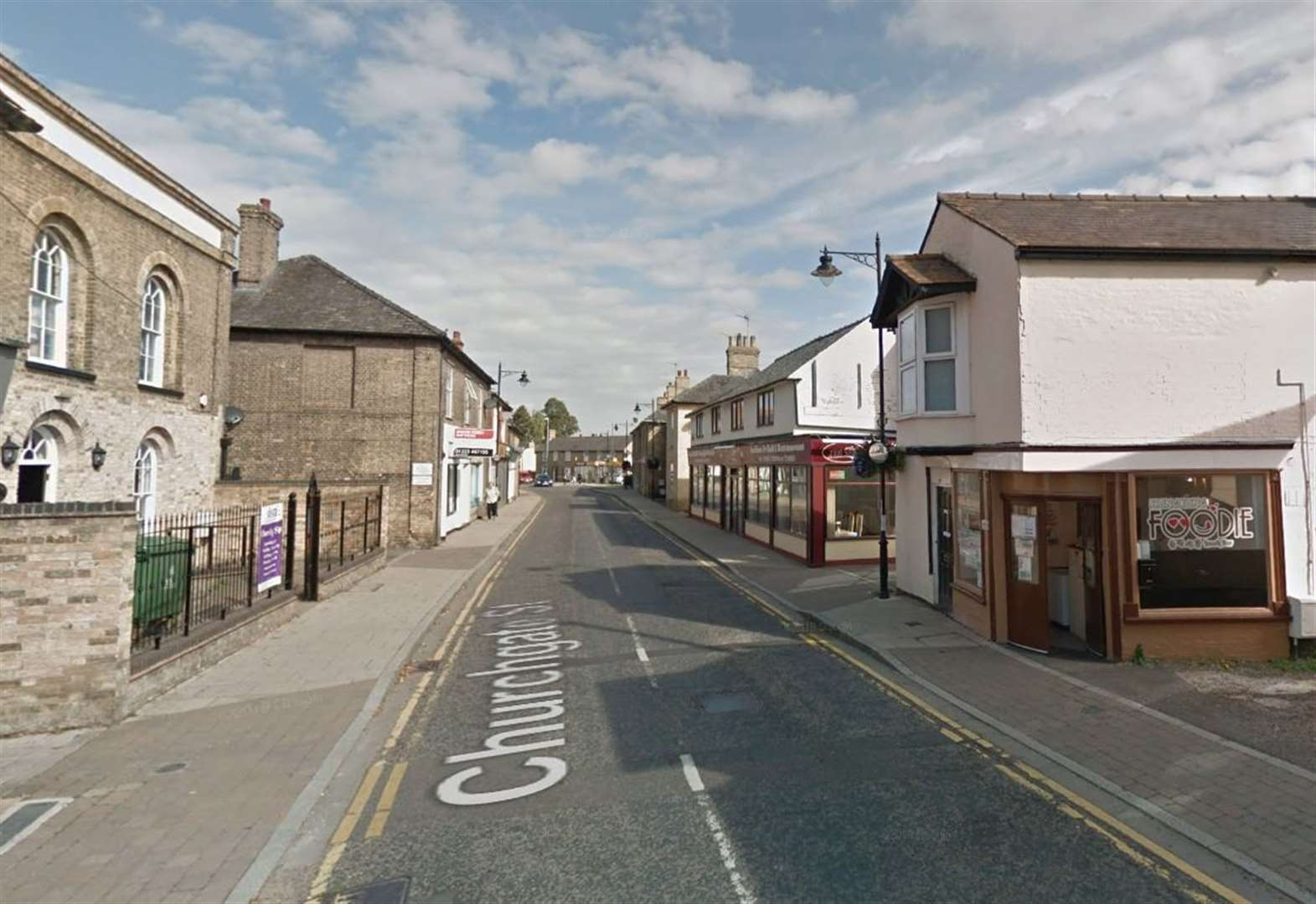 Man dies in Soham town centre after reports of 'medical emergency'