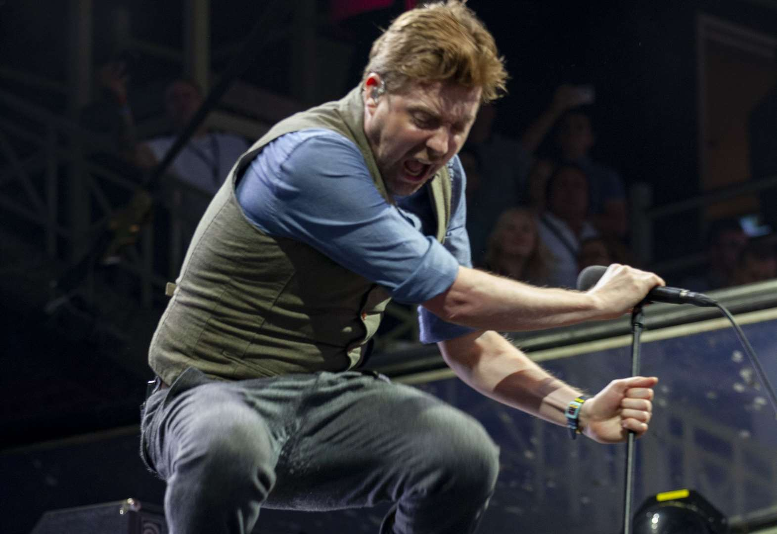 Kaiser Chiefs provide a masterclass of rock at Newmarket Nights