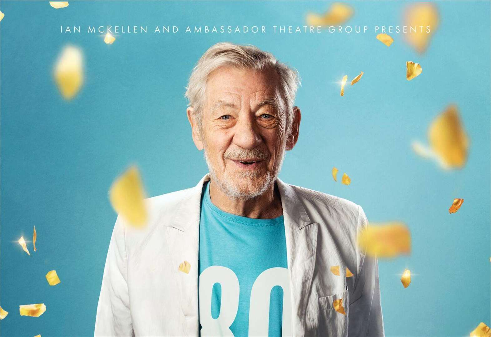 Theatre Royal to welcome Sir Ian McKellen in April