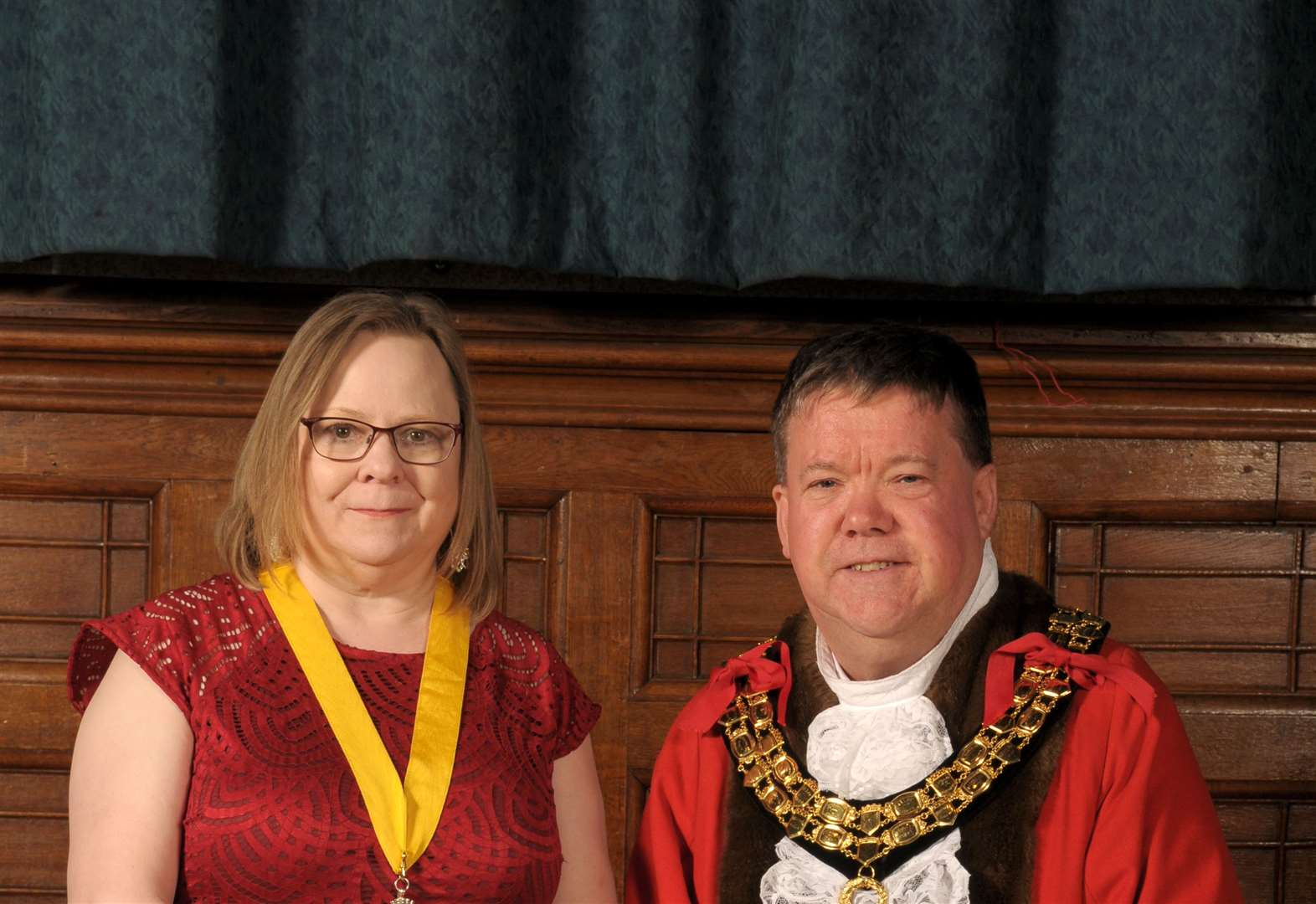 New mayor 'never expected' the role