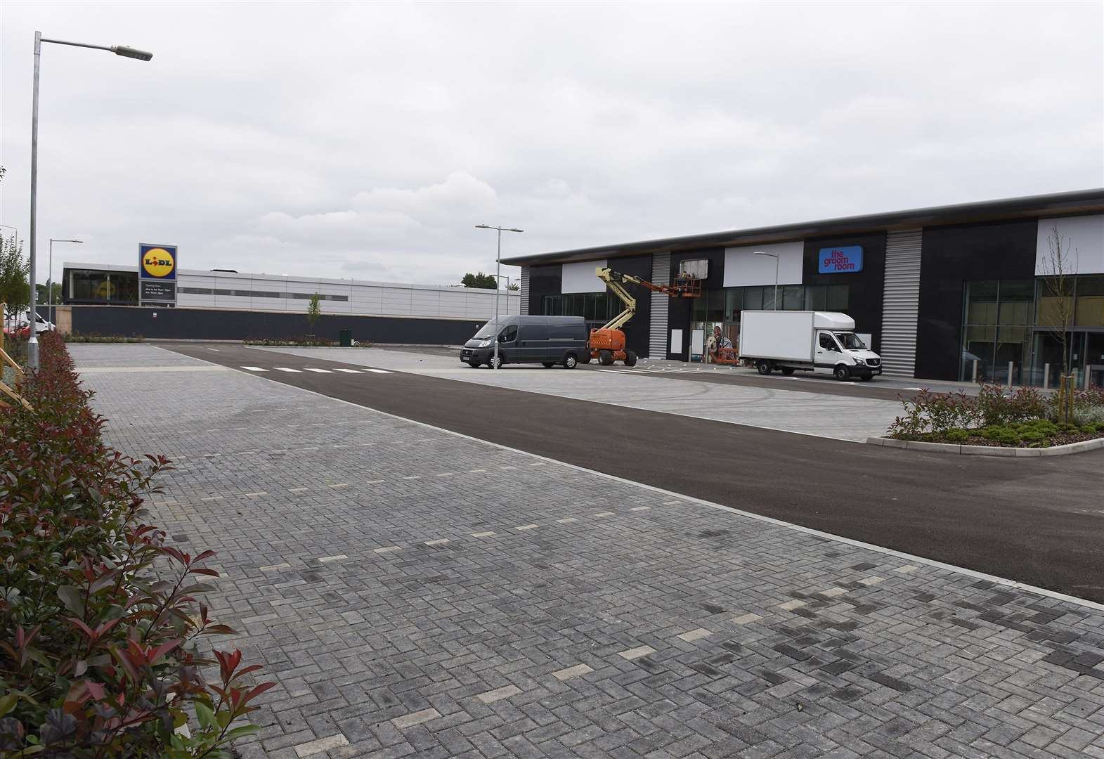 Employment development behind retail park could create 140 jobs