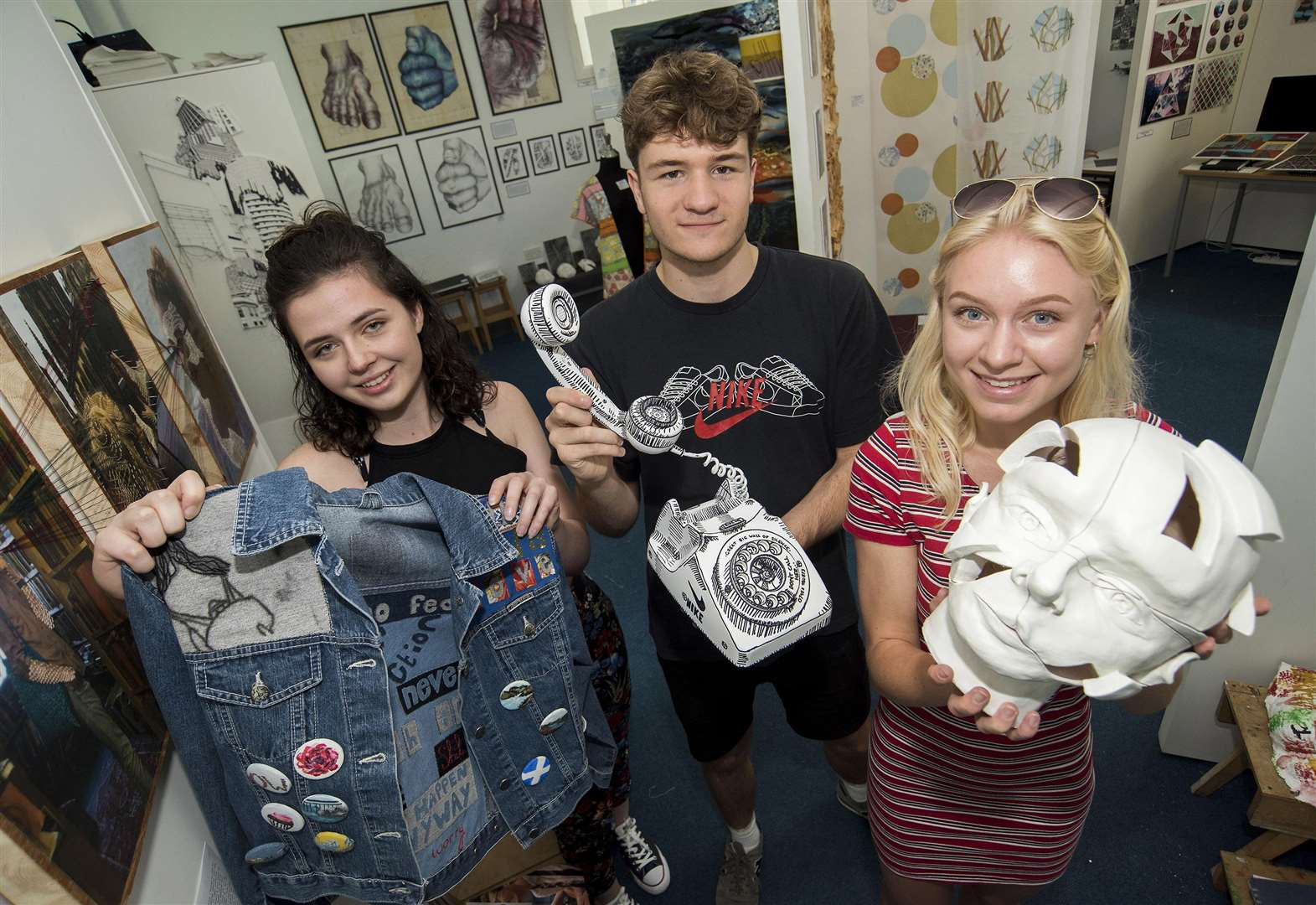 Thurston College to hold art exhibition