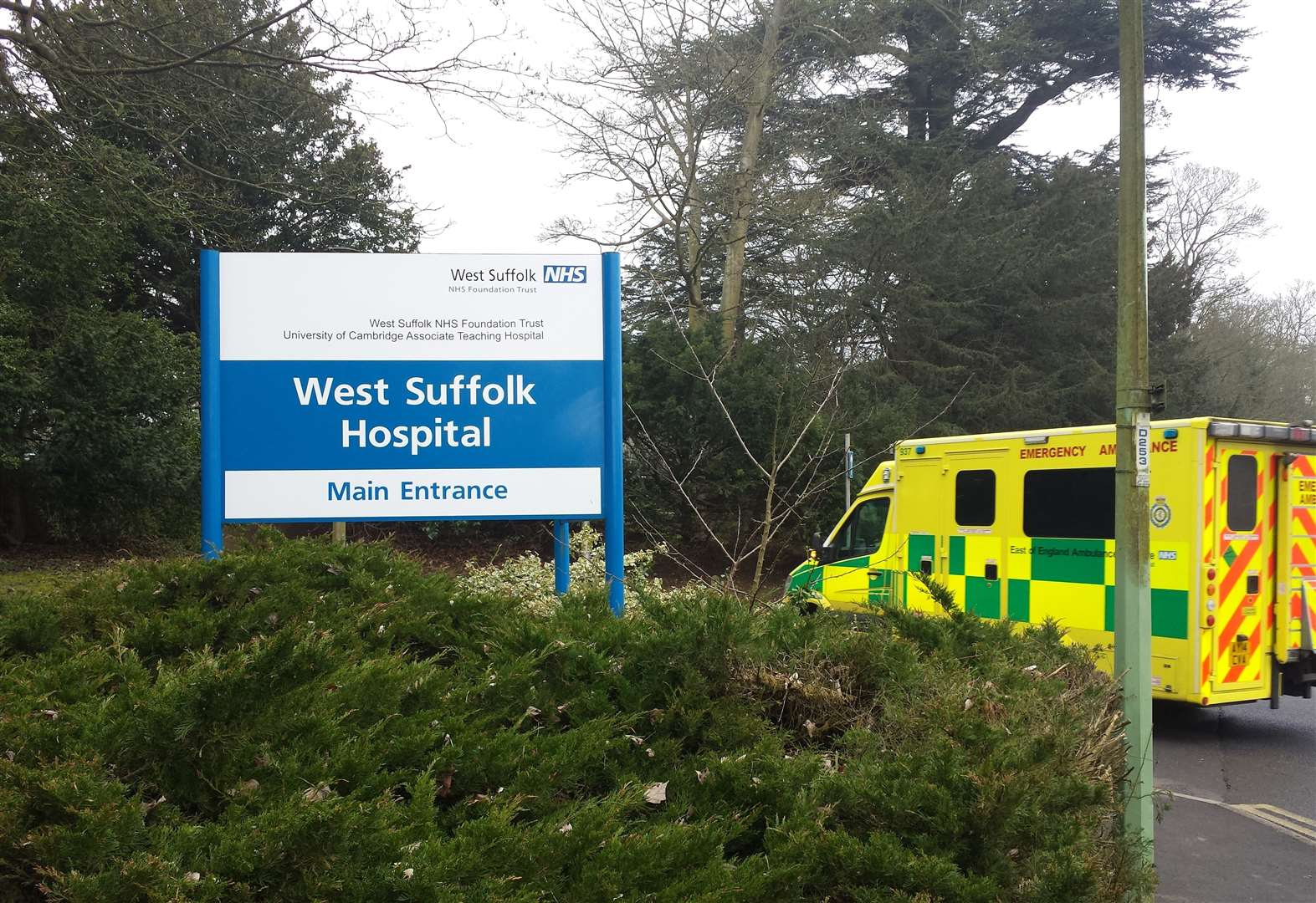 West Suffolk Hospital 'must improve' maternity services relating to observations