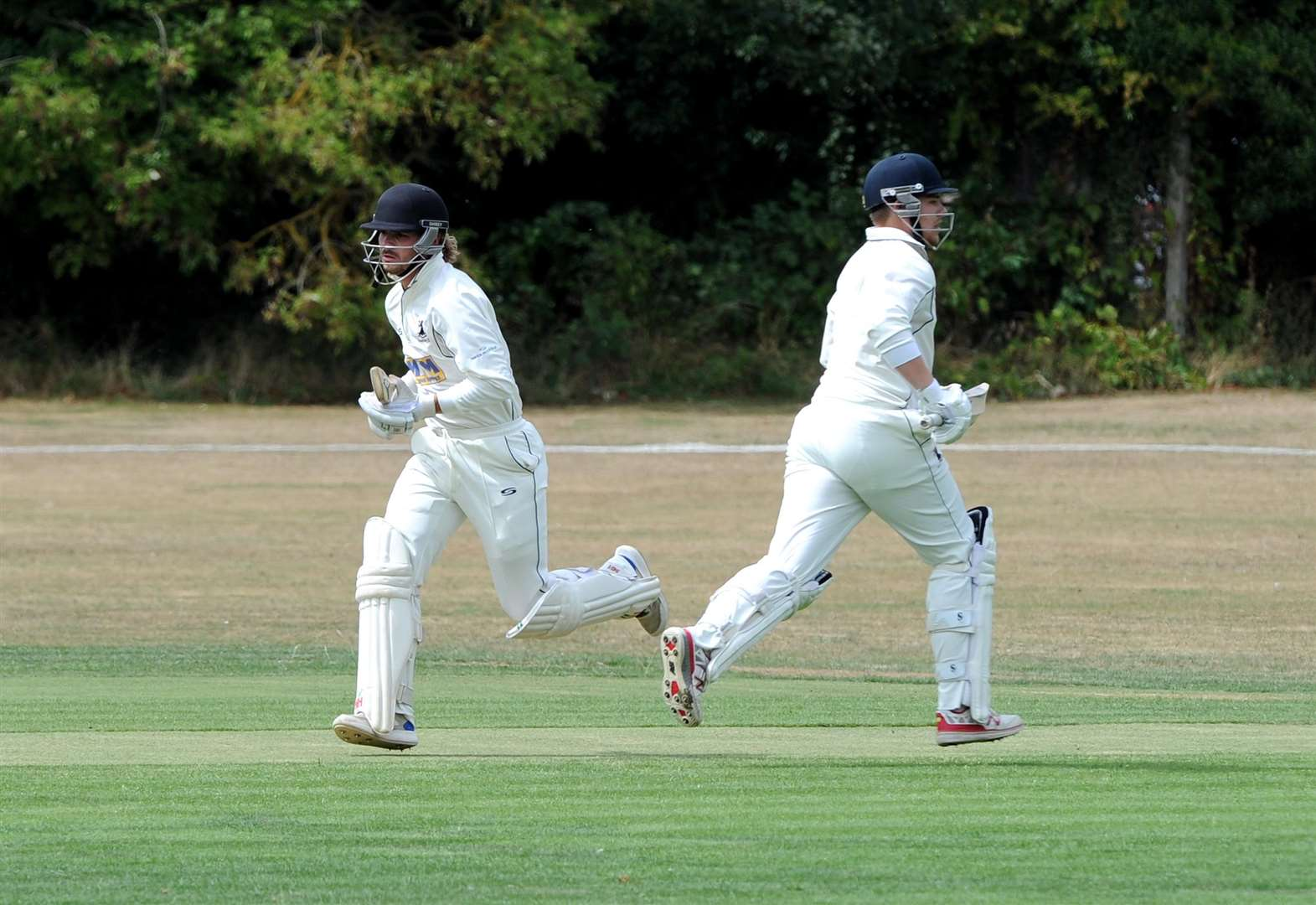 Cricket side take further step towards title with victories