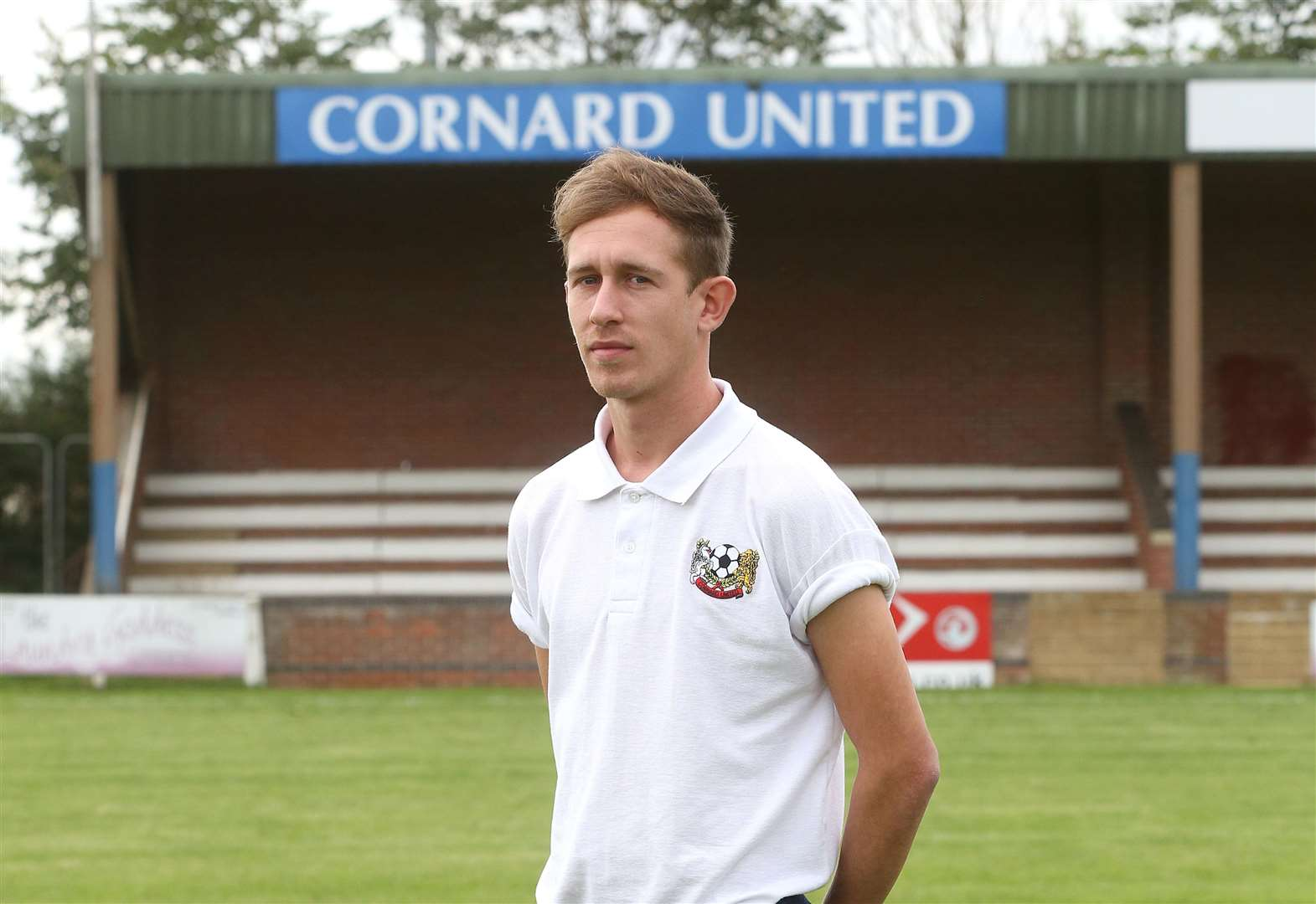 New Cornard bosses are happy with present squad