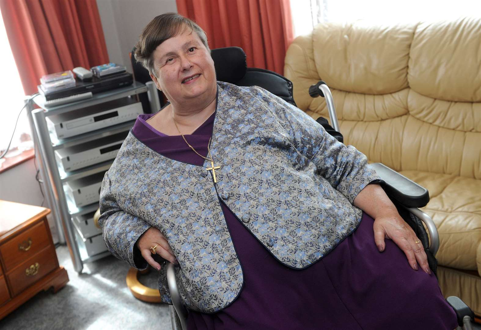 Disabled Sudbury woman angered after losing access to free podiatry treatment