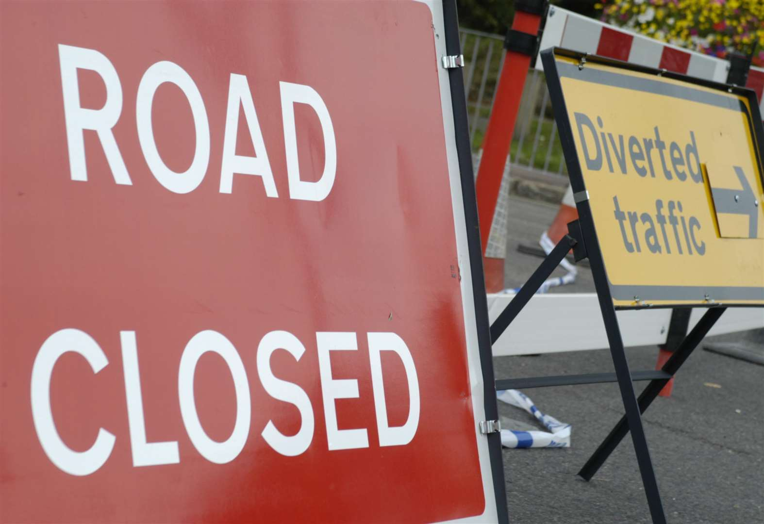Sudbury road closure in effect for safety reasons