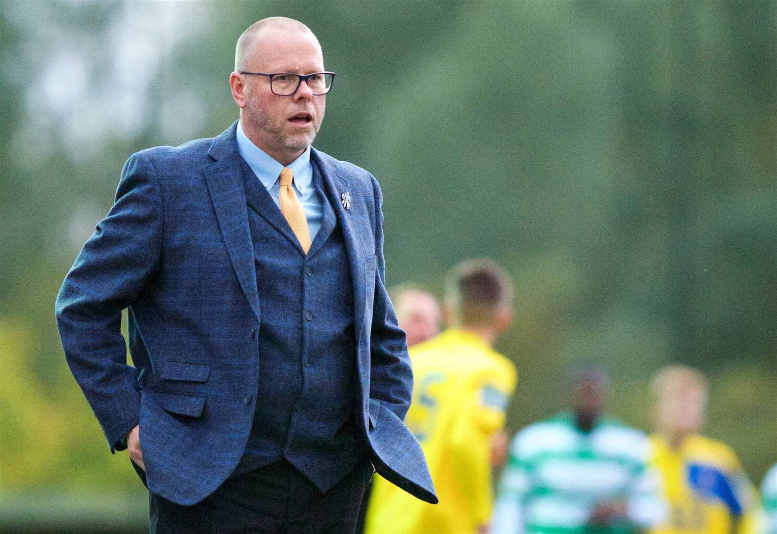 Yellows boss 'not hugely concerned'