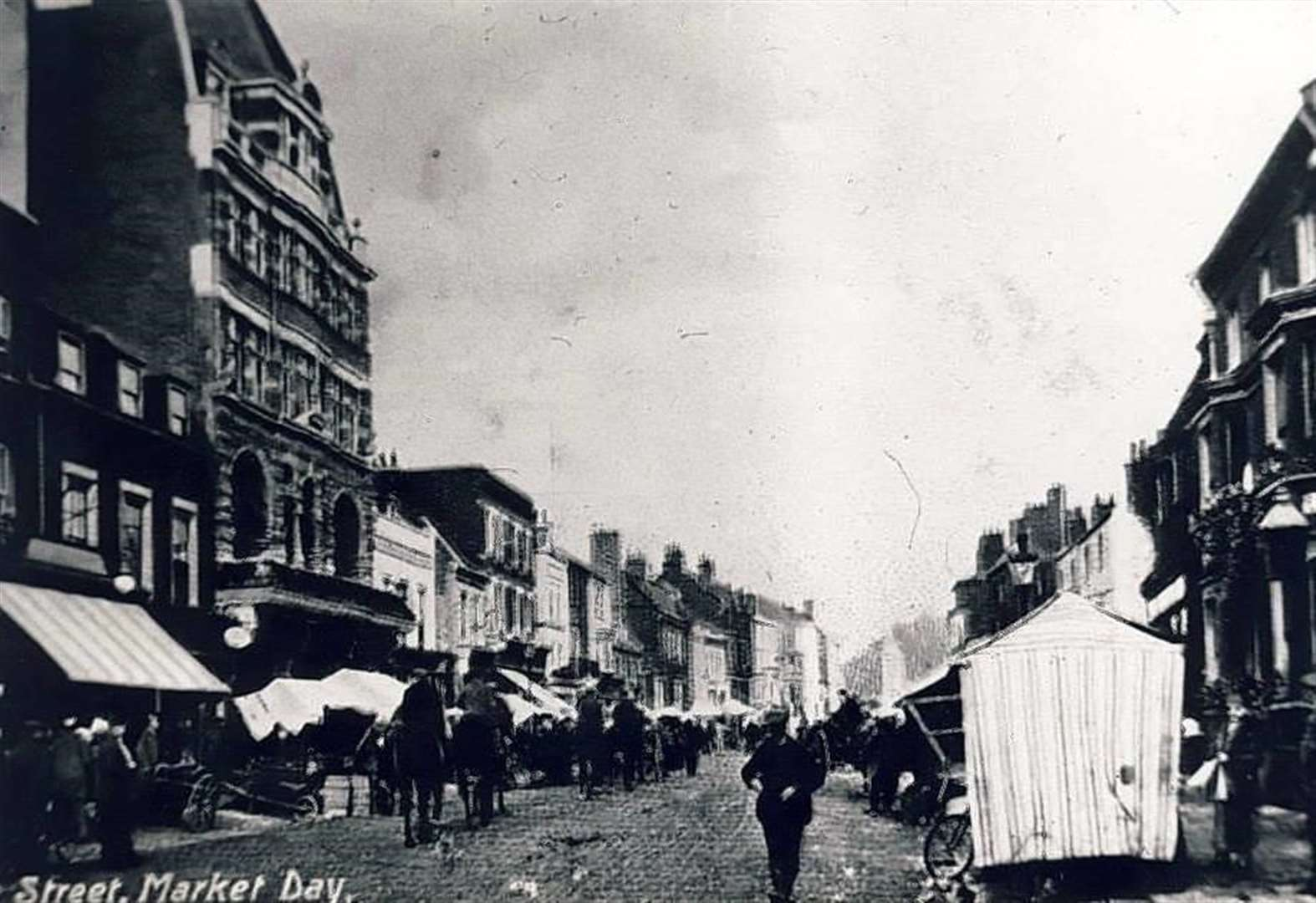 Newmarket's historic market to return to the High Street next month