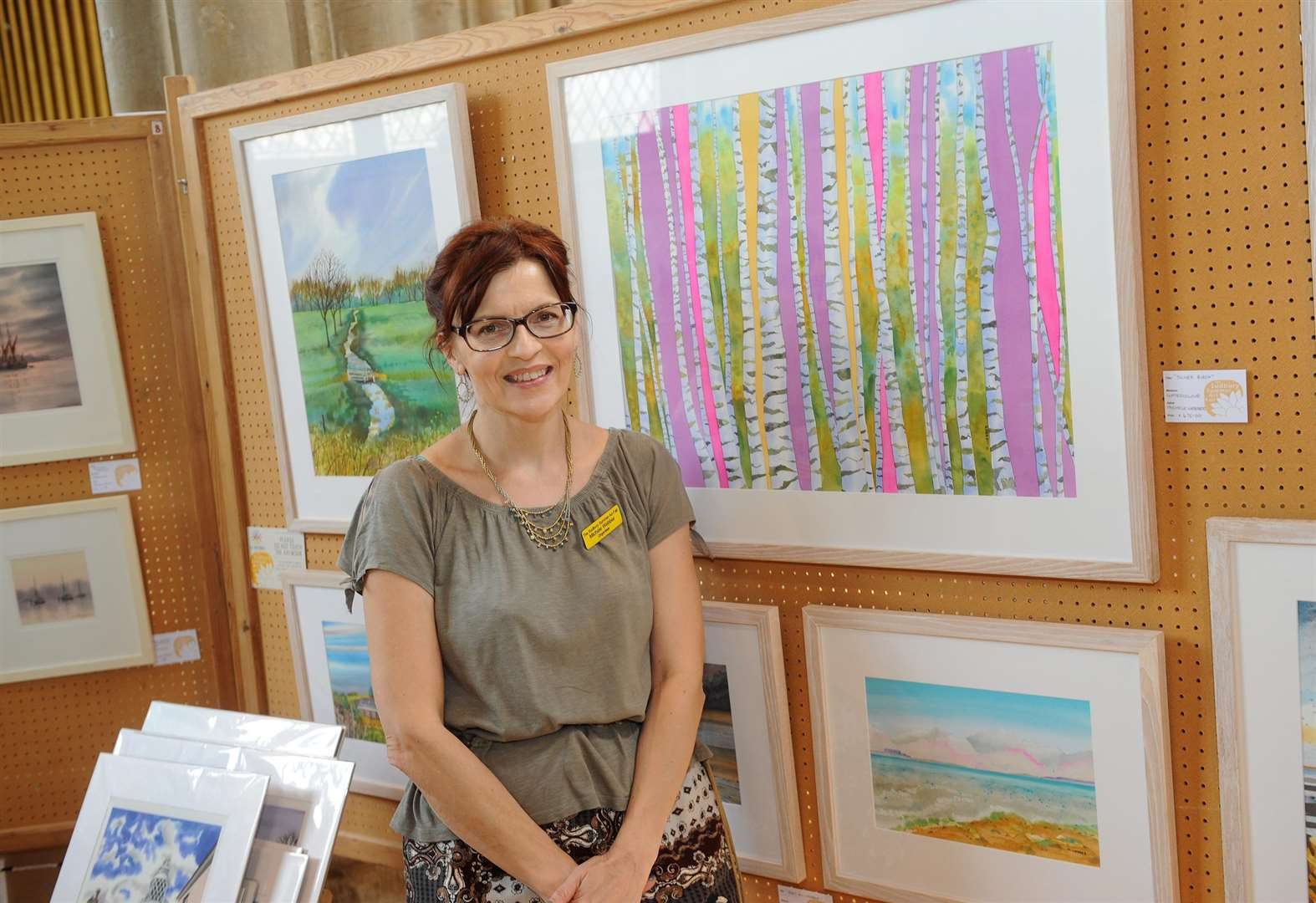 PICTURES: Professional artists showcase works at Sudbury Summer Art Fair