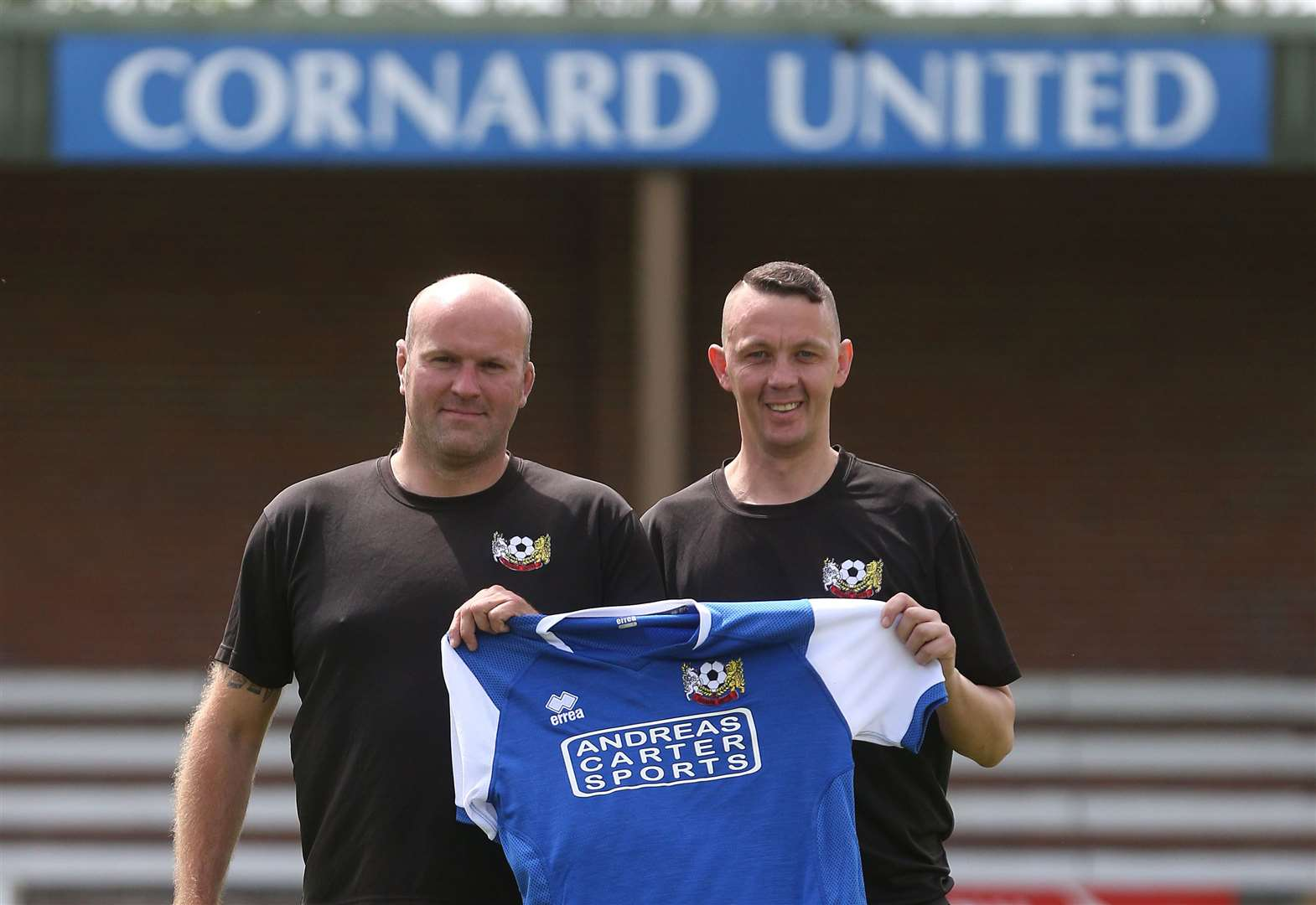 New Cornard manager looks to build on positive season