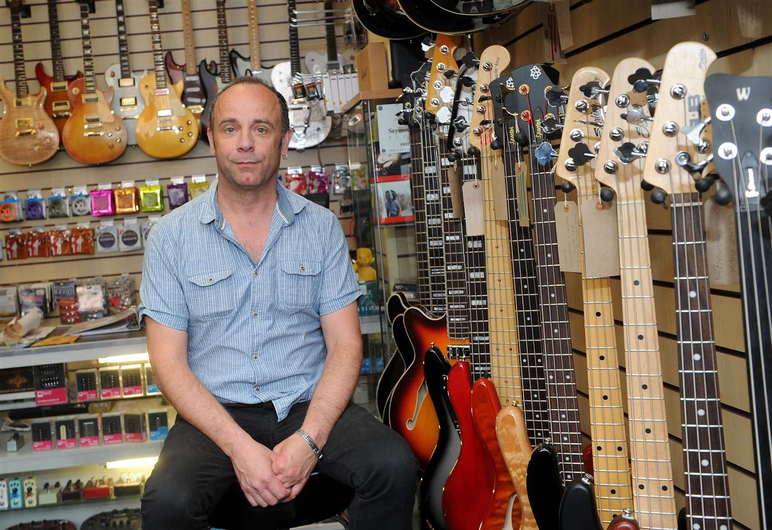 Music store gears up for encore