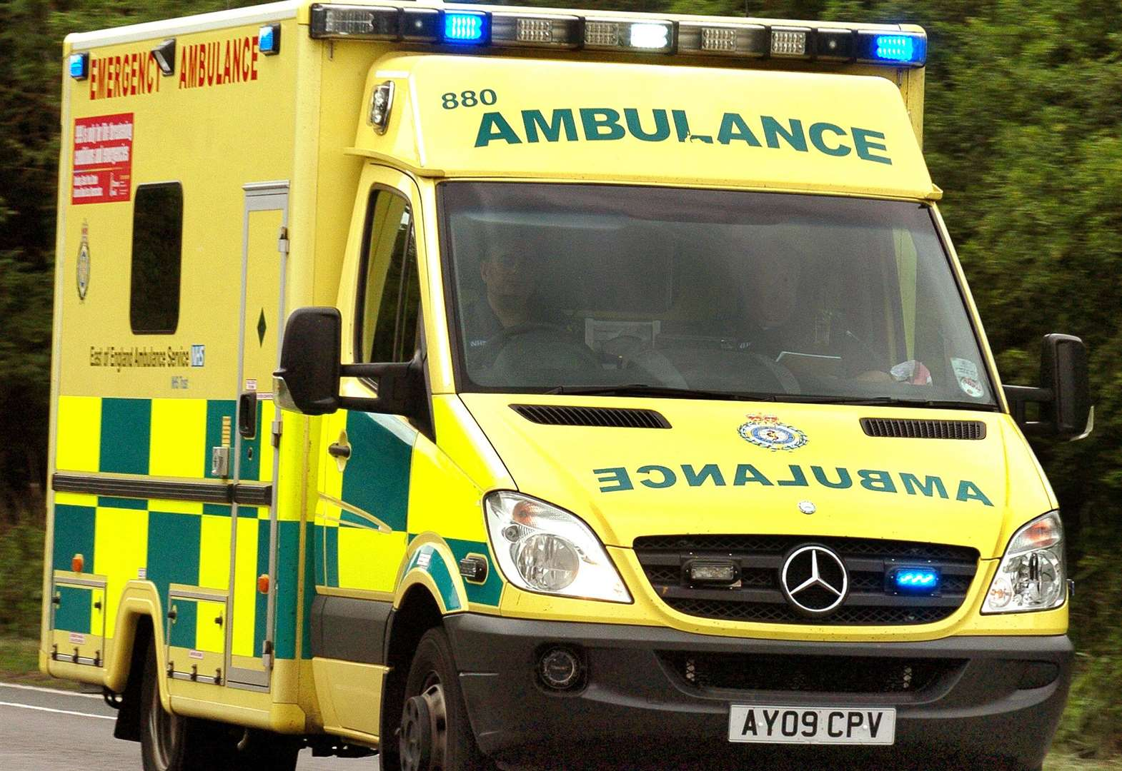 East of England ambulance trust boss resigns