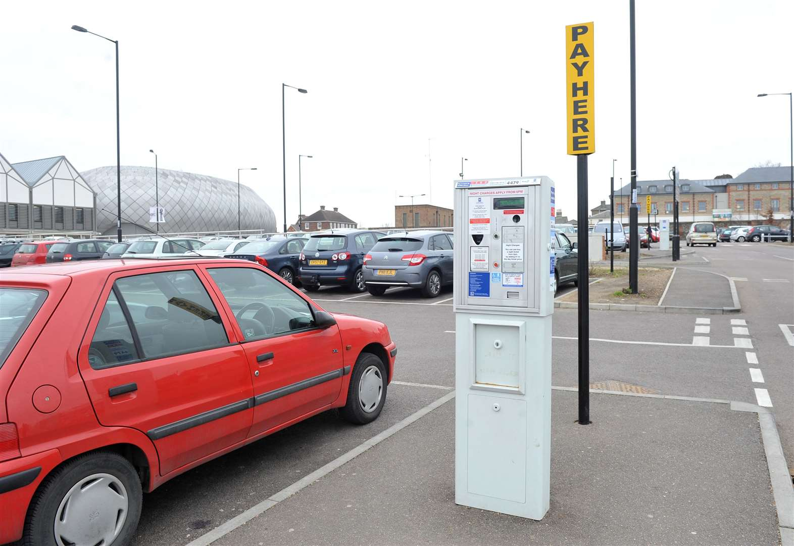 Car parking review for West Suffolk to be launched