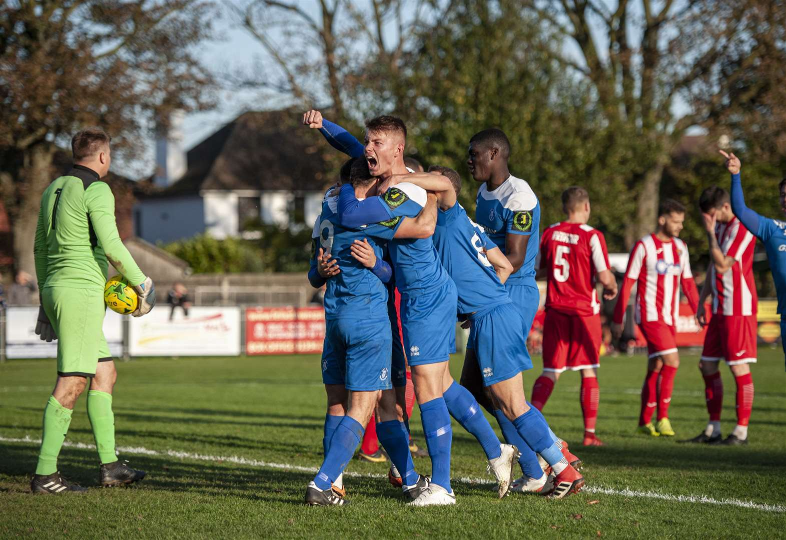 VIDEO: Saturday's local football round-up: Blues hit the summit