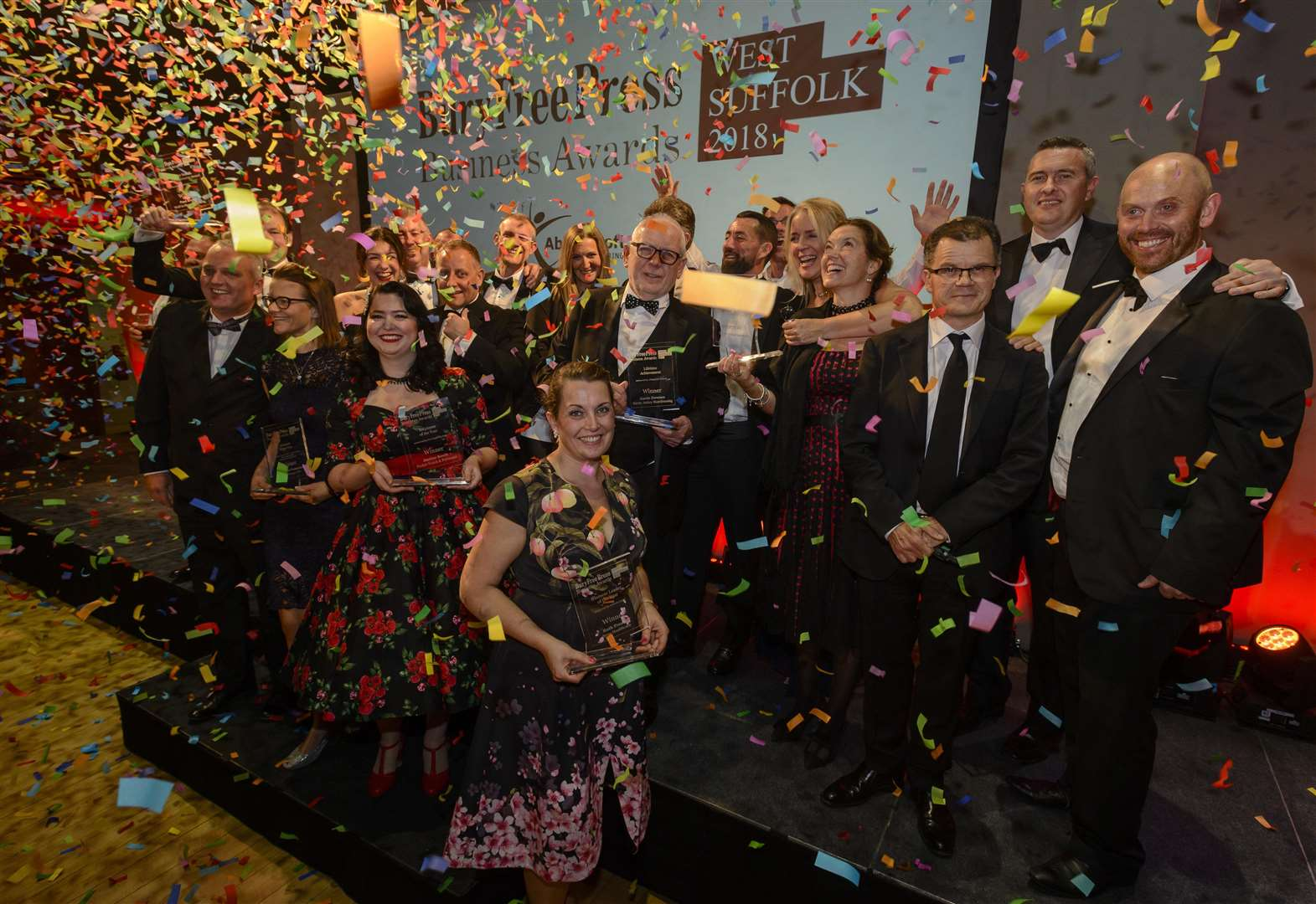 Bury Free Press Business Awards: Meet our winners from last night
