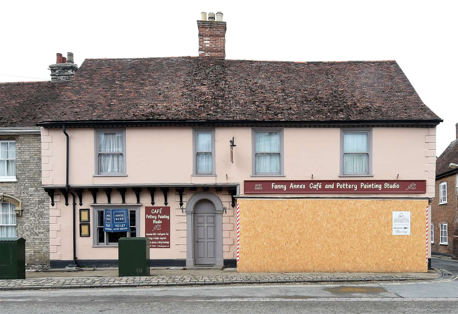 New working group formed in Long Melford to address shop closures and footfall decline