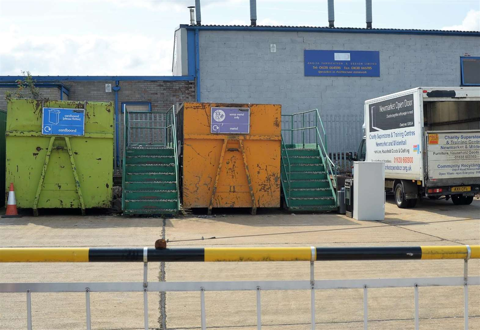 Suffolk County Council will not step in to save Newmarket's recycling centre