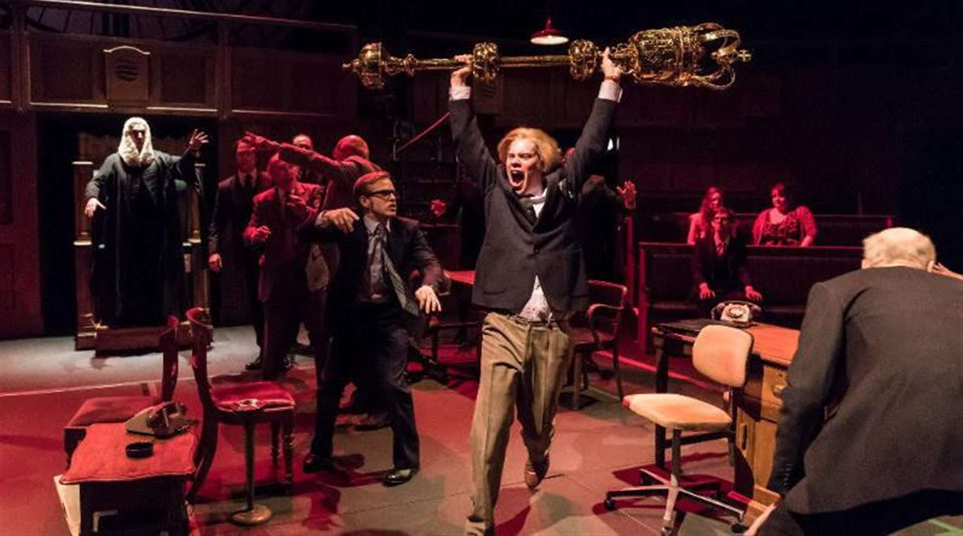 Review; This House, Norwich Theatre Royal